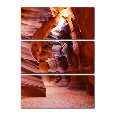 Leinwandbild - Antelope Canyon V - Arizona USA – Bild 6