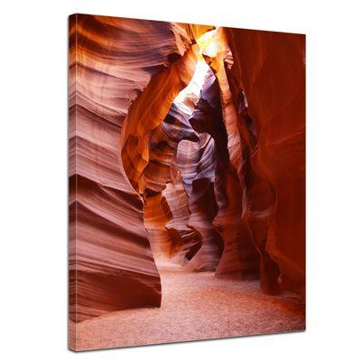 Leinwandbild - Antelope Canyon V - Arizona USA