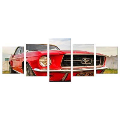 Leinwandbild - Mustang – Bild 9