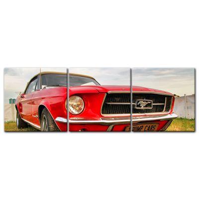 Leinwandbild - Mustang – Bild 4