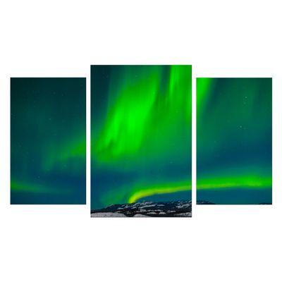Leinwandbild - Nordlichter – Bild 8