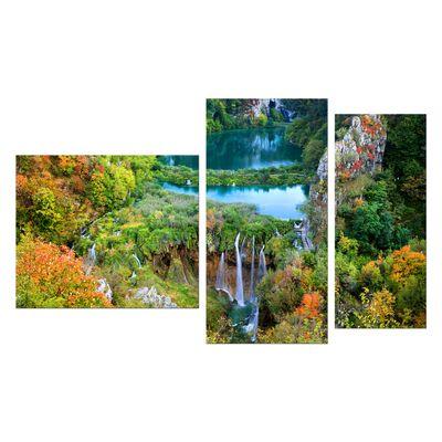 Leinwandbild - Plitvicer Seen II - Kroatien – Bild 10