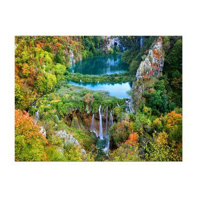 Leinwandbild - Plitvicer Seen II - Kroatien – Bild 3