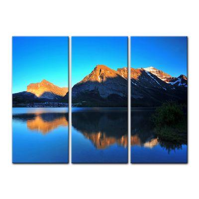 Leinwandbild - Reflektion – Bild 5