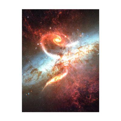 Leinwandbild - Spiralgalaxie – Bild 2