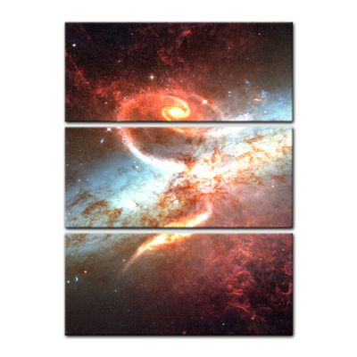 Leinwandbild - Spiralgalaxie – Bild 6