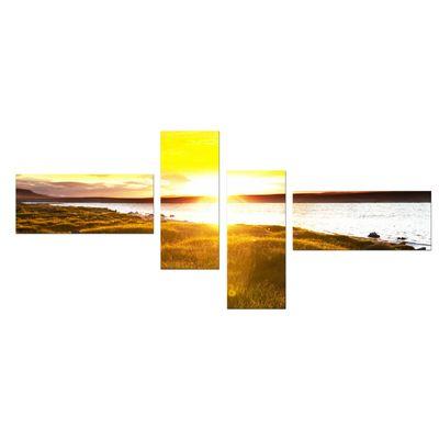 Leinwandbild - Sunset - Sonnenuntergang – Bild 10