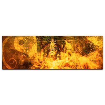 Leinwandbild - Buddha Urban – Bild 6