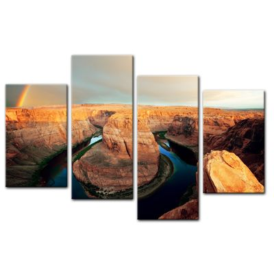 Leinwandbild - Horseshoe Bend - Arizona – Bild 13