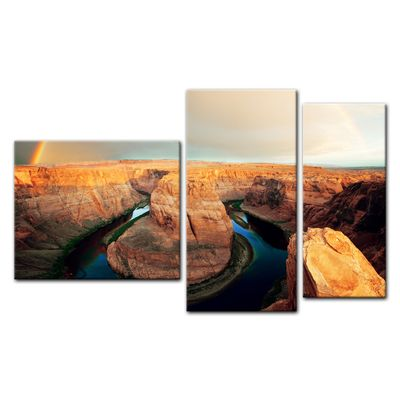 Leinwandbild - Horseshoe Bend - Arizona – Bild 14