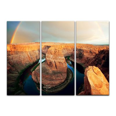 Leinwandbild - Horseshoe Bend - Arizona – Bild 9
