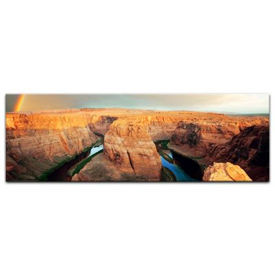 Leinwandbild - Horseshoe Bend - Arizona – Bild 6