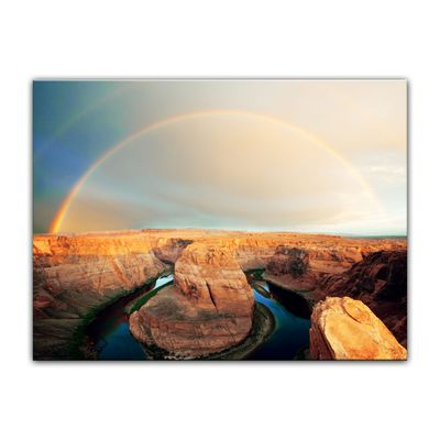 Leinwandbild - Horseshoe Bend - Arizona – Bild 3
