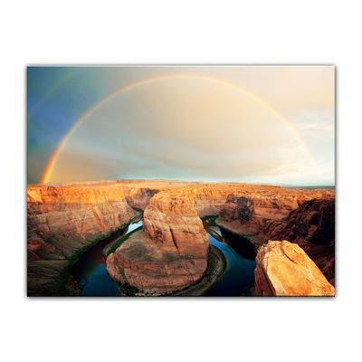 Leinwandbild - Horseshoe Bend - Arizona – Bild 5