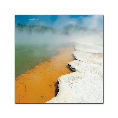 Leinwandbild - Hot Spring – Bild 2