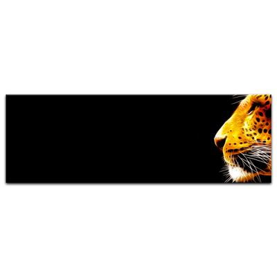 Leinwandbild - Leopard Neon – Bild 16