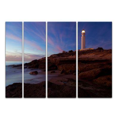 Leinwandbild - Leuchtturm von Trafalgar, Cadiz – Bild 10