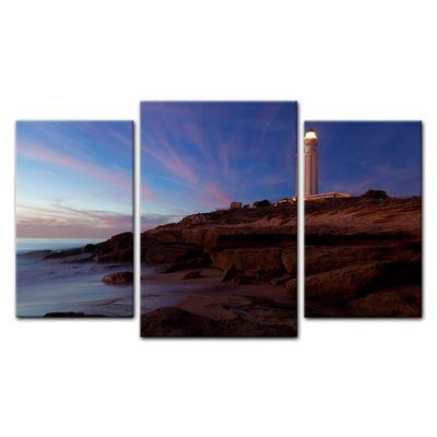 Leinwandbild - Leuchtturm von Trafalgar, Cadiz – Bild 12