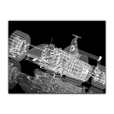 Leinwandbild - Formel 1 Rennwagen – Bild 5