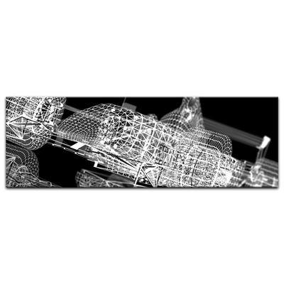Leinwandbild - Formel 1 Rennwagen – Bild 6