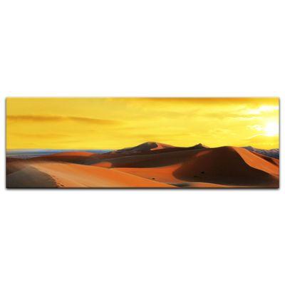 Leinwandbild - Sahara - Wüste in Afrika II – Bild 6