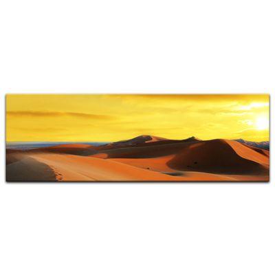 Leinwandbild - Sahara - Wüste in Afrika II – Bild 7