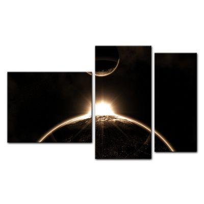 Leinwandbild - Sonnenaufgang – Bild 14