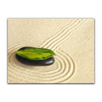 Leinwandbild - Zen Steine II – Bild 3