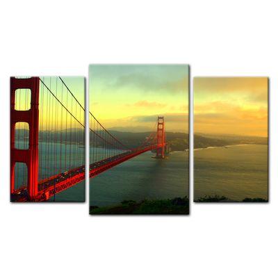 Leinwandbild - Golden Gate Bridge - San Francisco II – Bild 12
