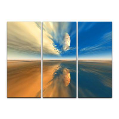 Leinwandbild - Himmel – Bild 9