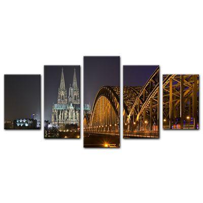 Leinwandbild - Kölner Dom – Bild 13