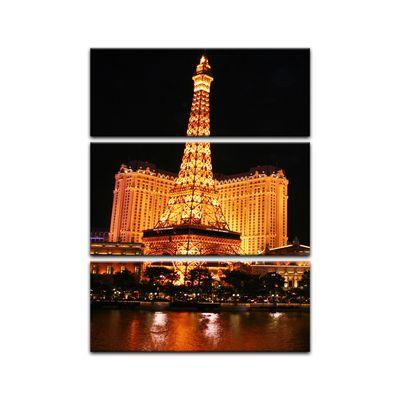 Leinwandbild - Abend in Las Vegas – Bild 2