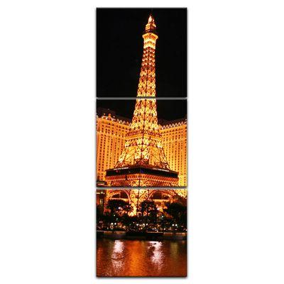 Leinwandbild - Abend in Las Vegas – Bild 11