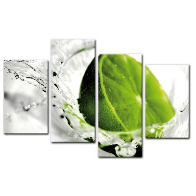 Leinwandbild - Limette – Bild 15