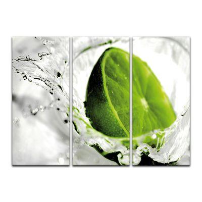 Leinwandbild - Limette – Bild 9