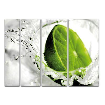 Leinwandbild - Limette – Bild 10