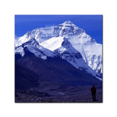 Leinwandbild - Mount Everest – Bild 2