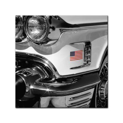 Leinwandbild - Classic American – Bild 5