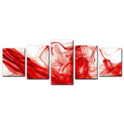 Leinwandbild - Rauch Abstrakt  – Bild 16