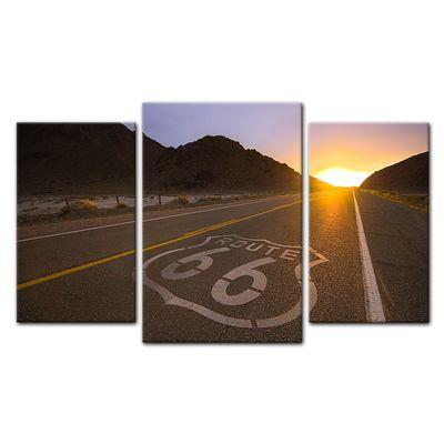 Leinwandbild - Historische Route 66 - USA – Bild 12