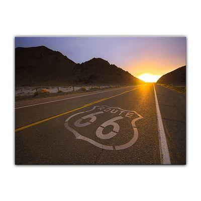 Leinwandbild - Historische Route 66 - USA – Bild 4