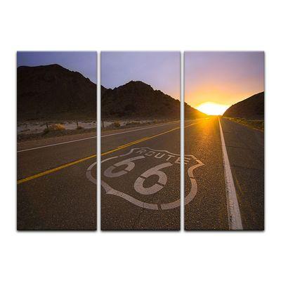Leinwandbild - Historische Route 66 - USA – Bild 9