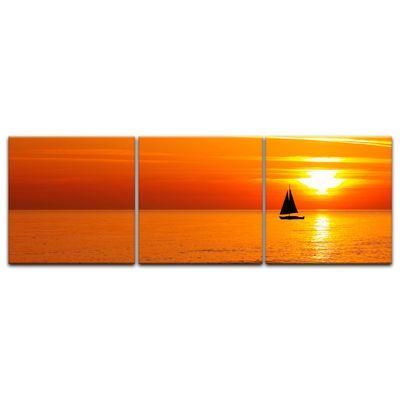Leinwandbild - Sailing – Bild 8