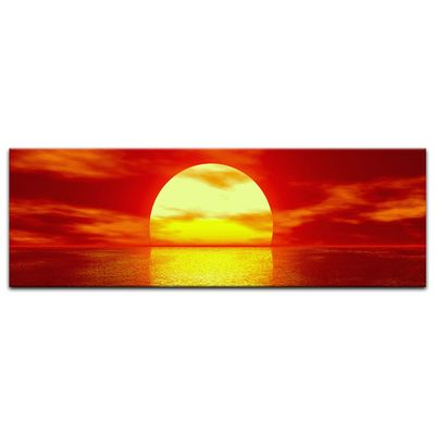 Leinwandbild - Sonne – Bild 7