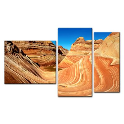 Leinwandbild - Coyote Buttes Nord - The Wave II – Bild 13