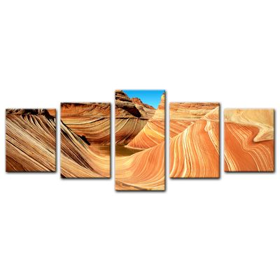 Leinwandbild - Coyote Buttes Nord - The Wave II – Bild 14