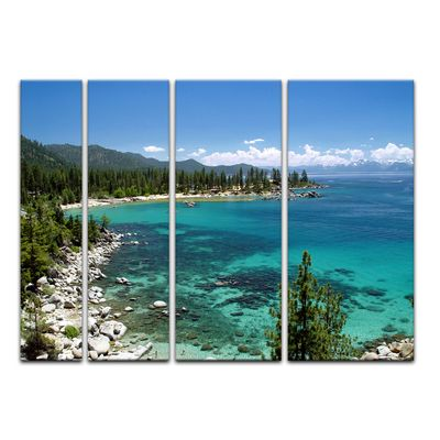 Leinwandbild - Lake Tahoe - Nevada USA – Bild 10