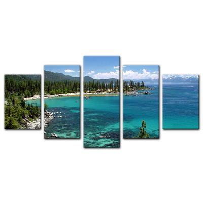 Leinwandbild - Lake Tahoe - Nevada USA – Bild 11