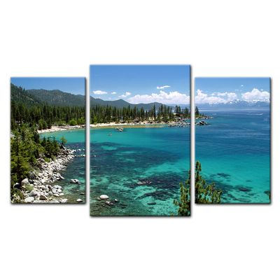 Leinwandbild - Lake Tahoe - Nevada USA – Bild 12