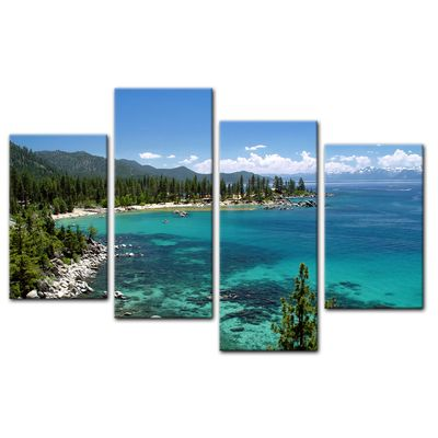 Leinwandbild - Lake Tahoe - Nevada USA – Bild 13